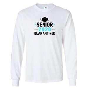 Youth Kids QUARANTINED 2020 T-Shirt Long Sleeve
